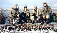 late season mallard hunt